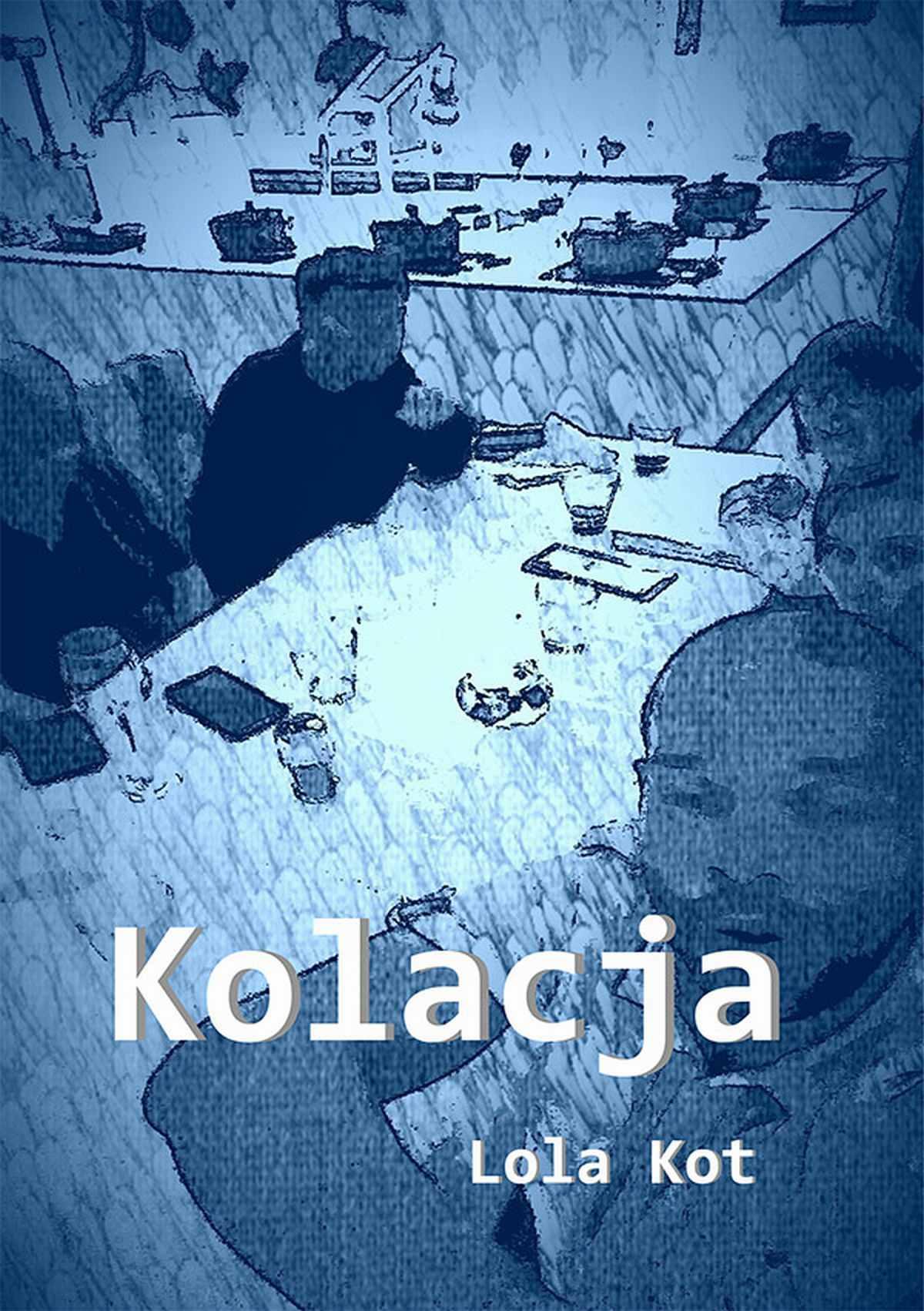 Kolacja - Ebook (Książka na Kindle) do pobrania w formacie MOBI