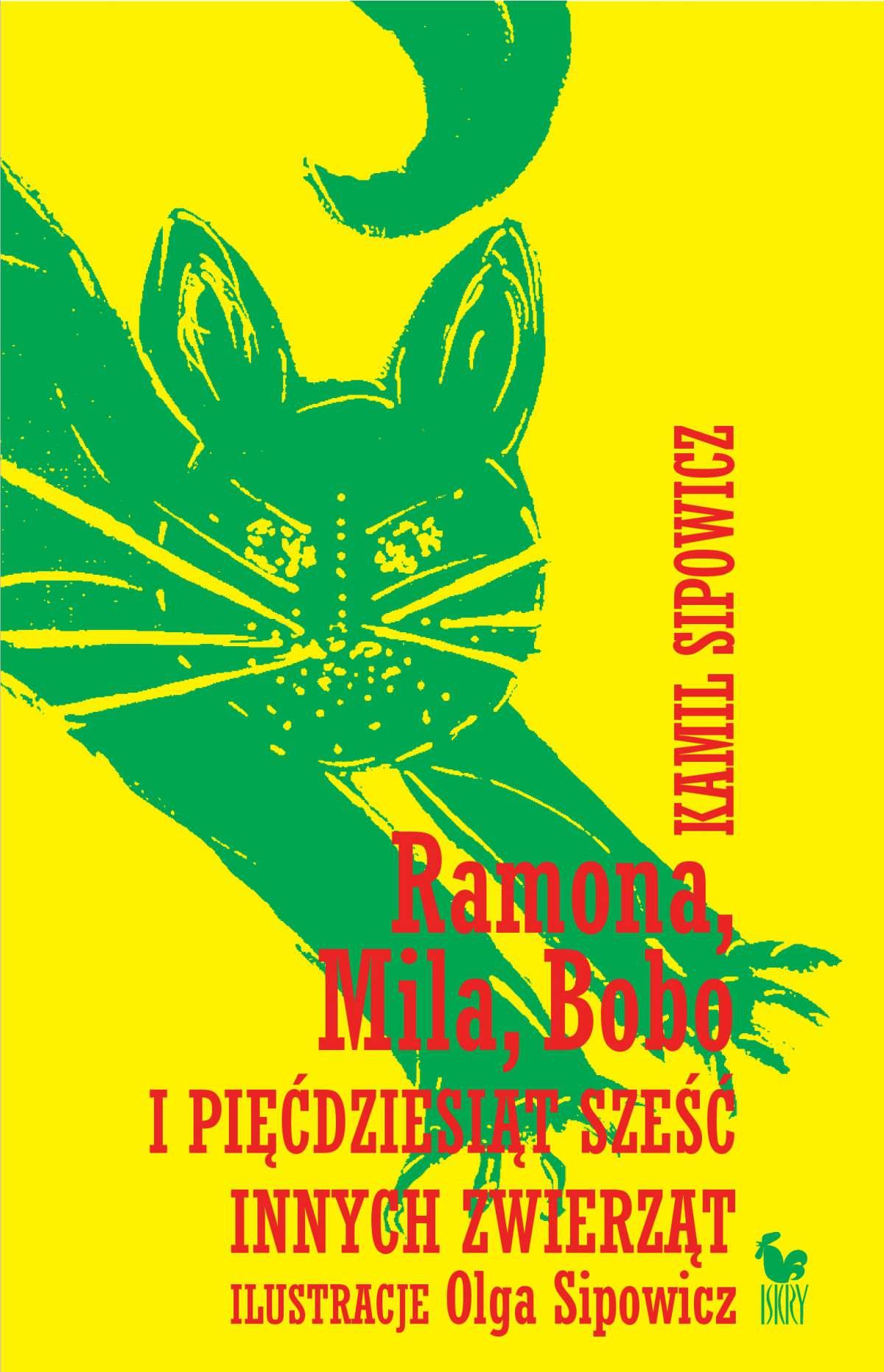 Ramona, Mila, Bobo i pięćdziesiąt sześć innych zwierząt - Ebook (Książka na Kindle) do pobrania w formacie MOBI