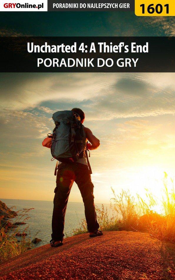 Uncharted 4: Kres Złodzieja - poradnik do gry - Ebook (Książka EPUB) do pobrania w formacie EPUB