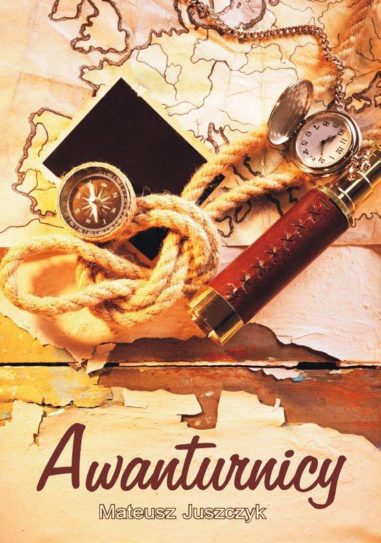 Awanturnicy - Ebook (Książka na Kindle) do pobrania w formacie MOBI