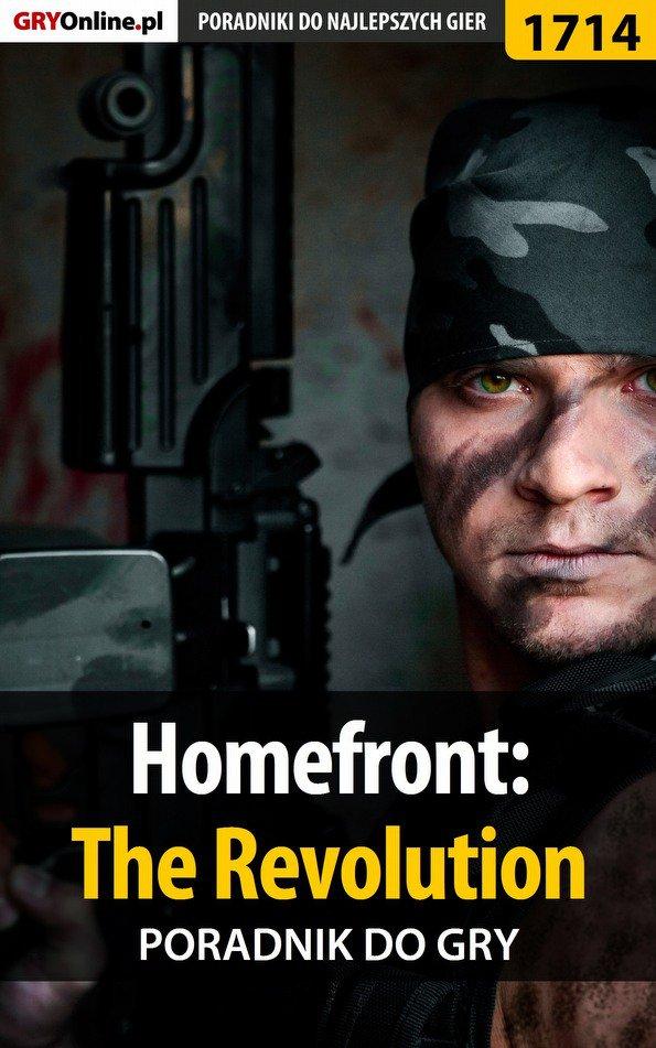 Homefront: The Revolution - poradnik do gry - Ebook (Książka EPUB) do pobrania w formacie EPUB