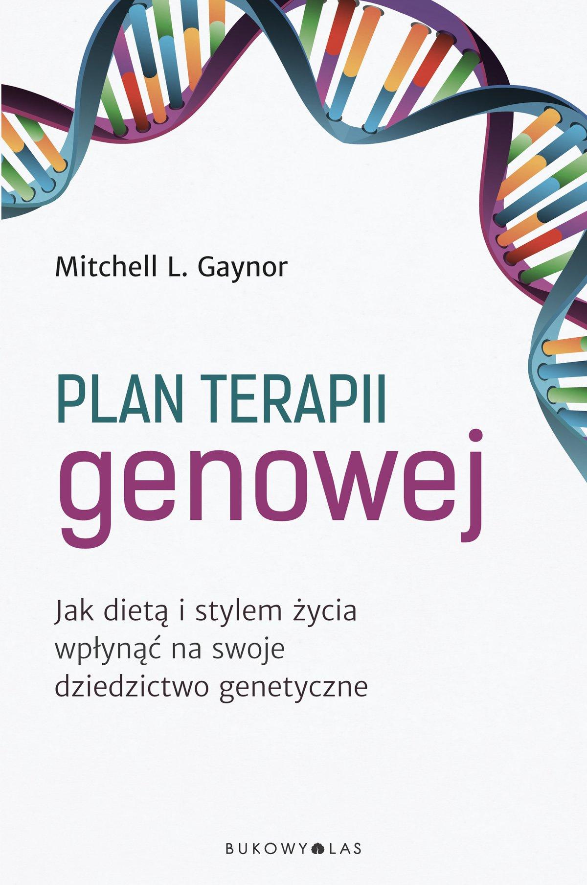 Plan terapii genowej - Ebook (Książka EPUB) do pobrania w formacie EPUB