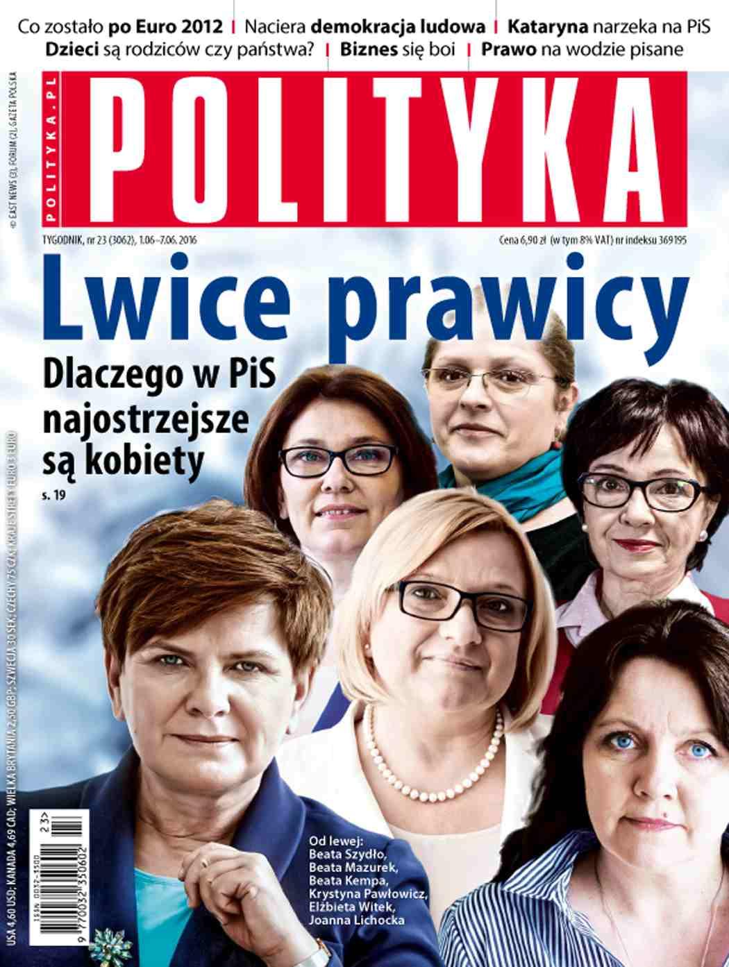 Polityka nr 23/2016 - Ebook (Książka PDF) do pobrania w formacie PDF