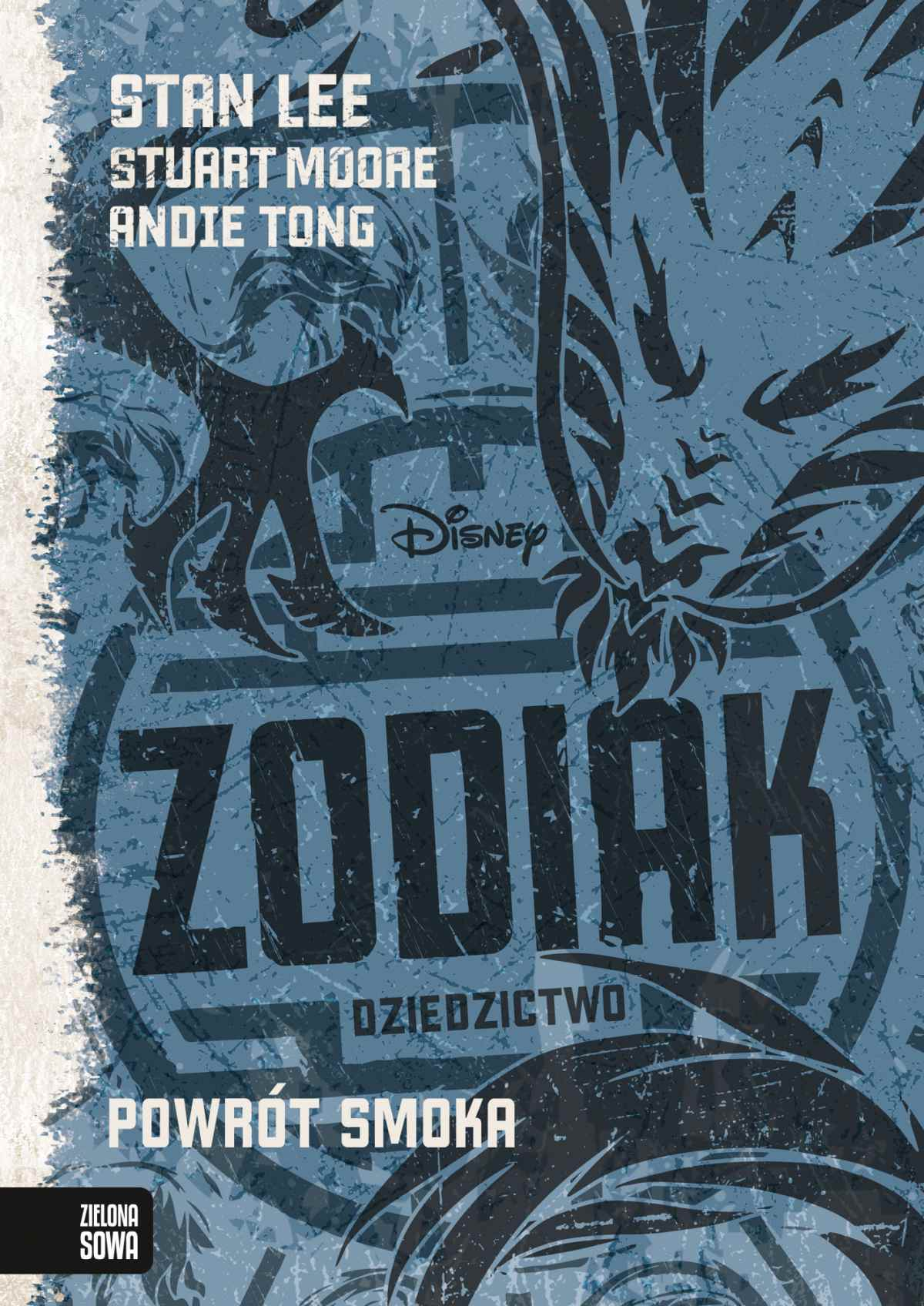 Zodiak Dziedzictwo. Powrót smoka - Ebook (Książka EPUB) do pobrania w formacie EPUB