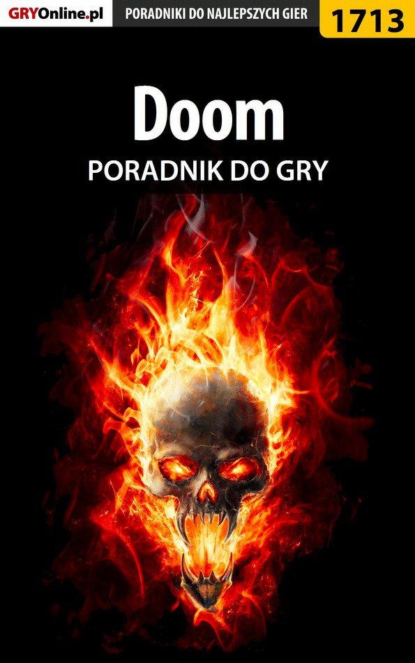 Doom - poradnik do gry - Ebook (Książka PDF) do pobrania w formacie PDF