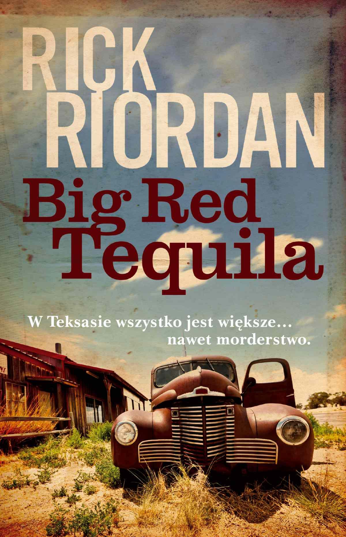 Big Red Tequila - Ebook (Książka EPUB) do pobrania w formacie EPUB
