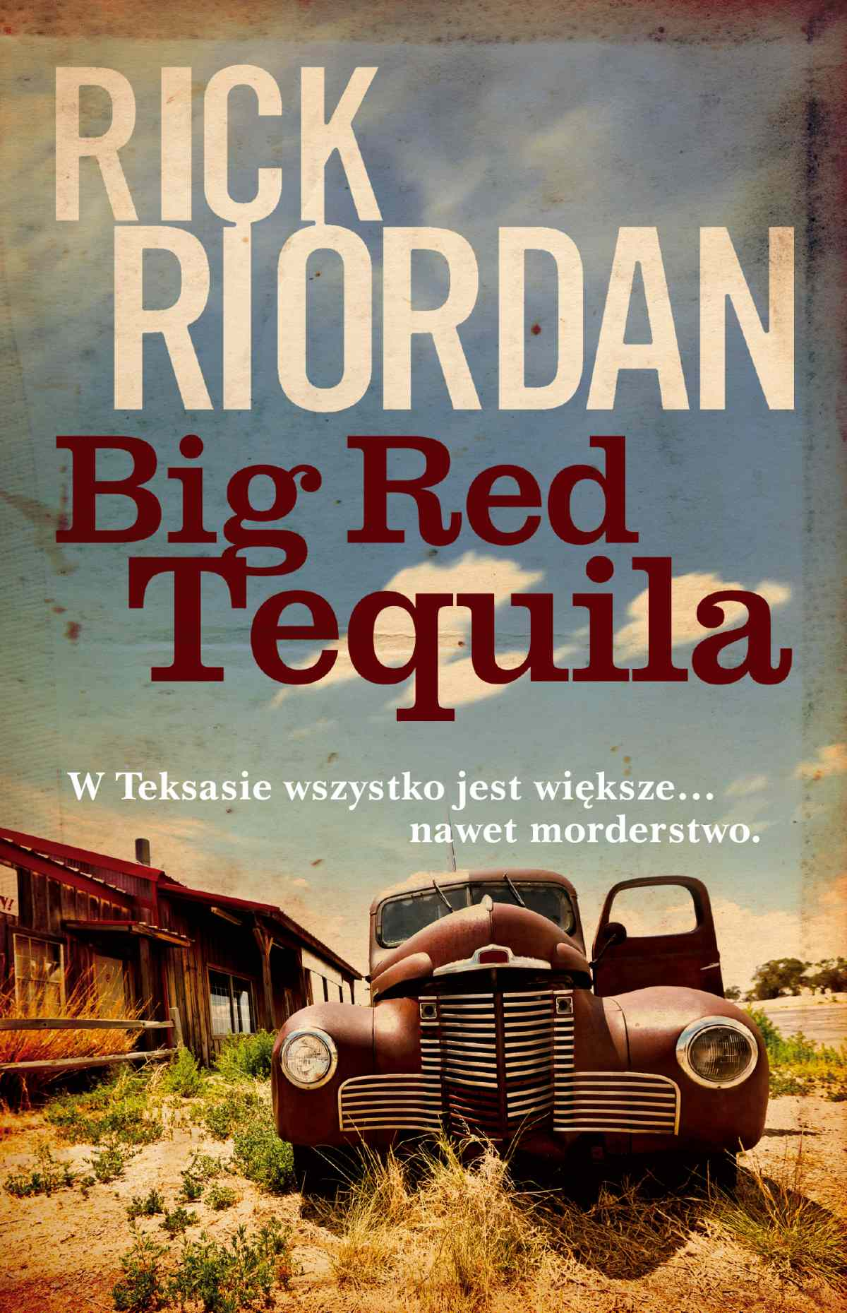 Big Red Tequila - Ebook (Książka na Kindle) do pobrania w formacie MOBI