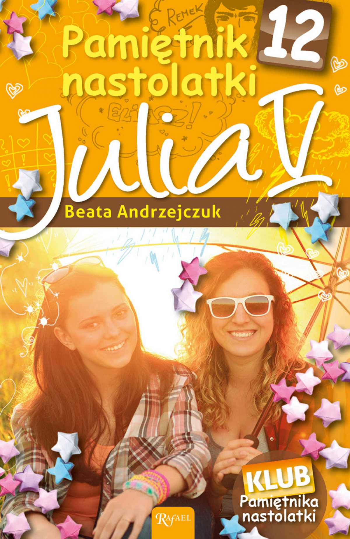 Pamiętnik nastolatki 12. Julia V - Ebook (Książka PDF) do pobrania w formacie PDF