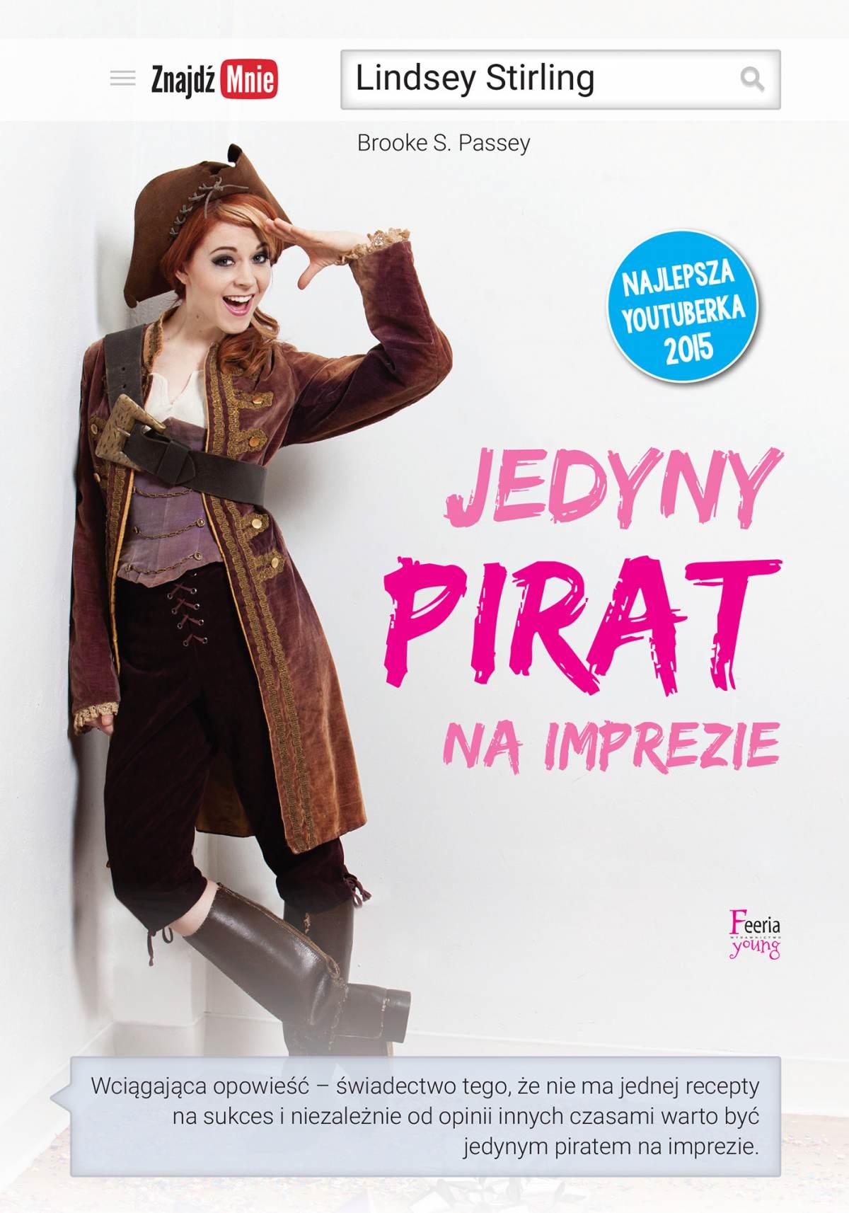 Jedyny pirat na imprezie - Ebook (Książka EPUB) do pobrania w formacie EPUB