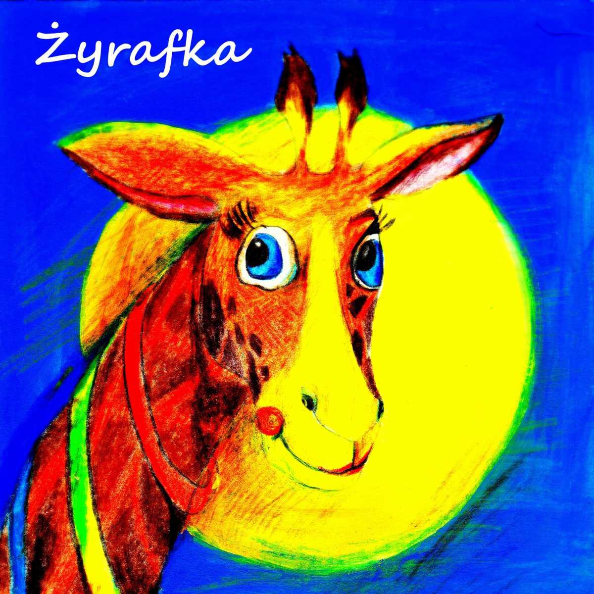 Żyrafka - Audiobook (Książka audio MP3) do pobrania w całości w archiwum ZIP