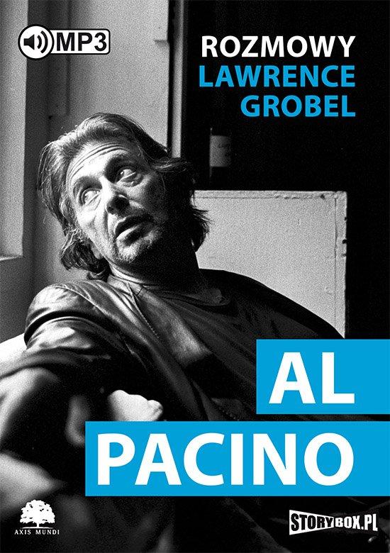 Al Pacino Rozmowy - Audiobook (Książka audio MP3) do pobrania w całości w archiwum ZIP