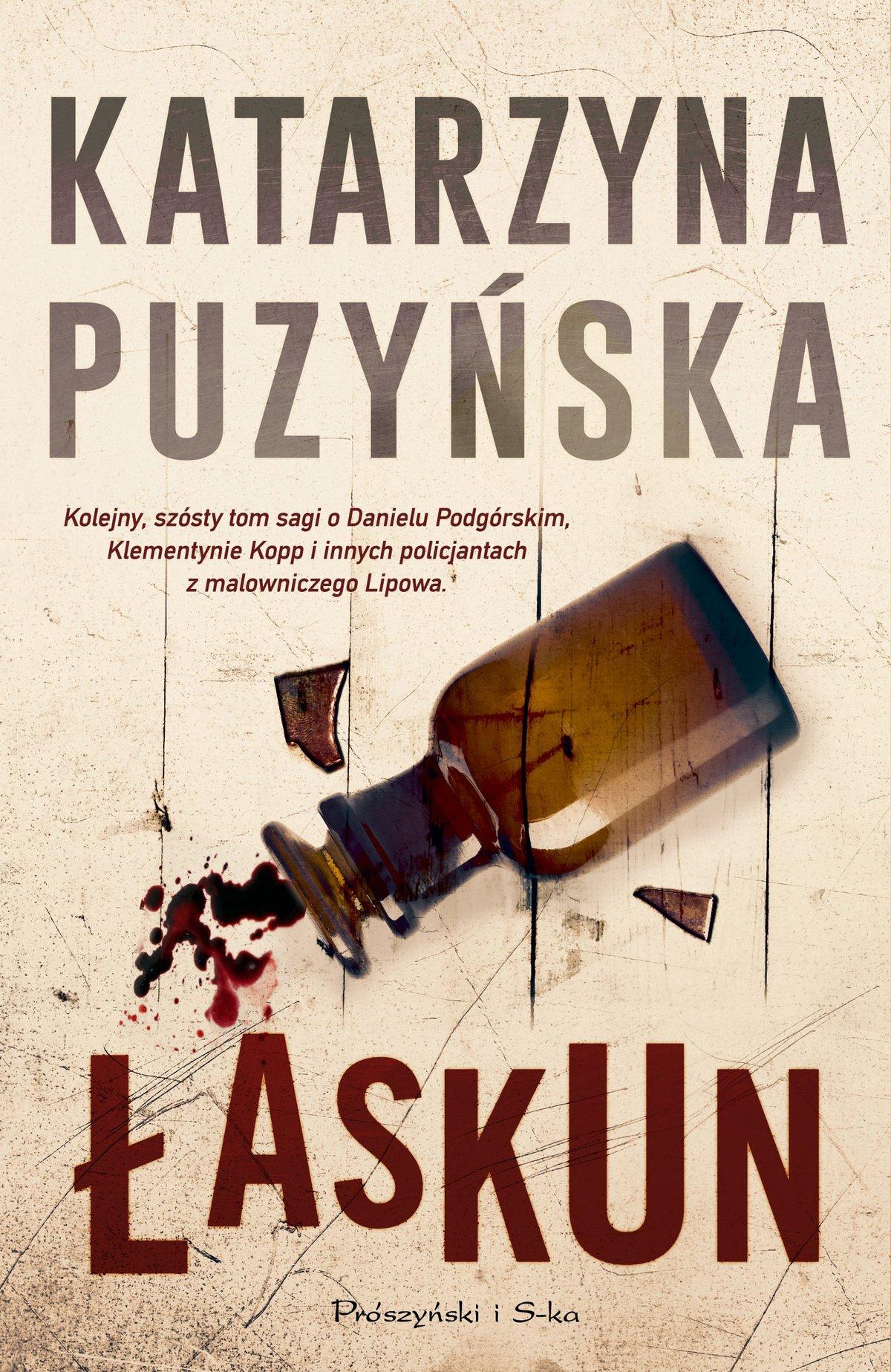 Łaskun - Ebook (Książka EPUB) do pobrania w formacie EPUB