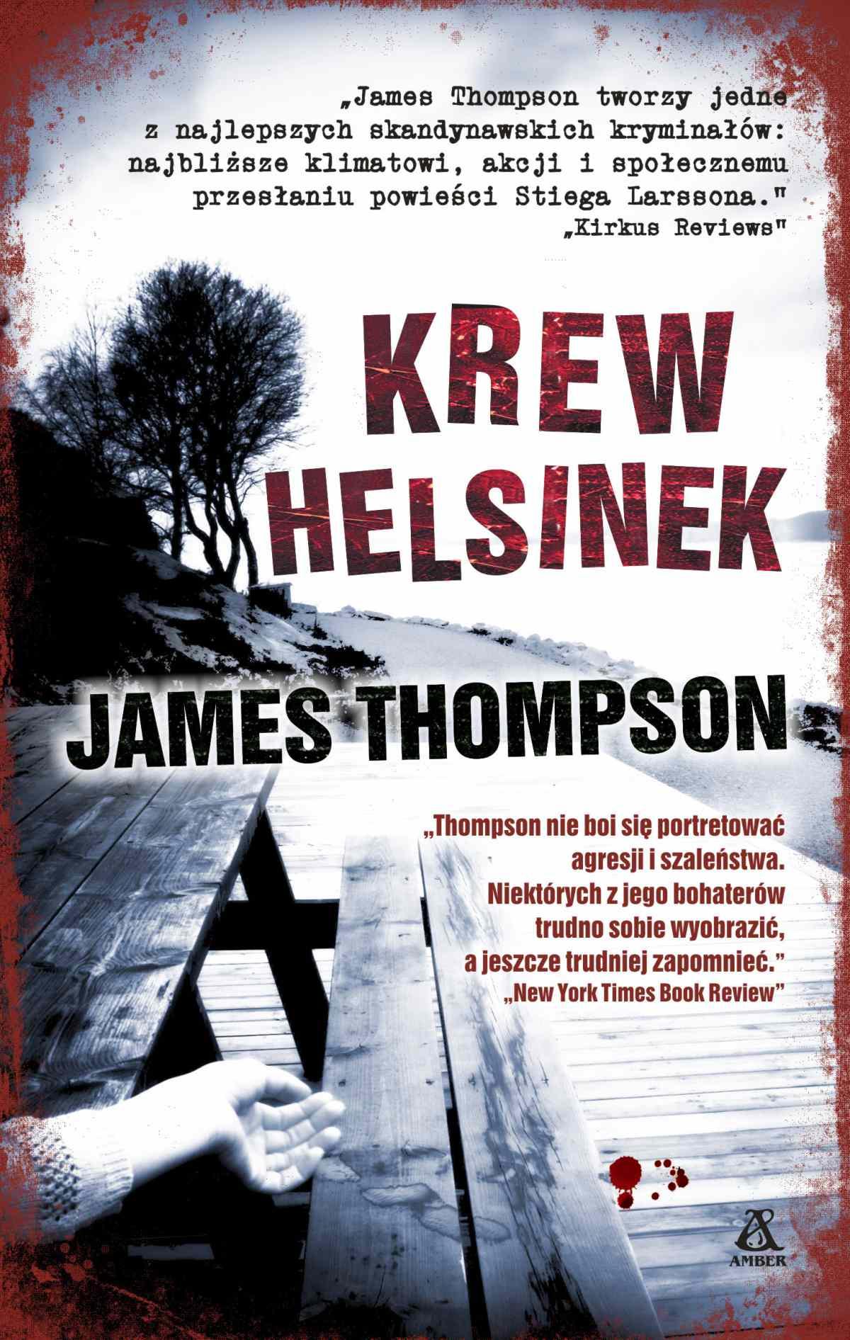 Krew Helsinek - Ebook (Książka EPUB) do pobrania w formacie EPUB