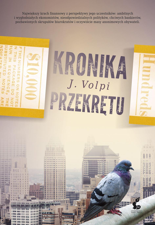 Kronika przekrętu - Ebook (Książka EPUB) do pobrania w formacie EPUB