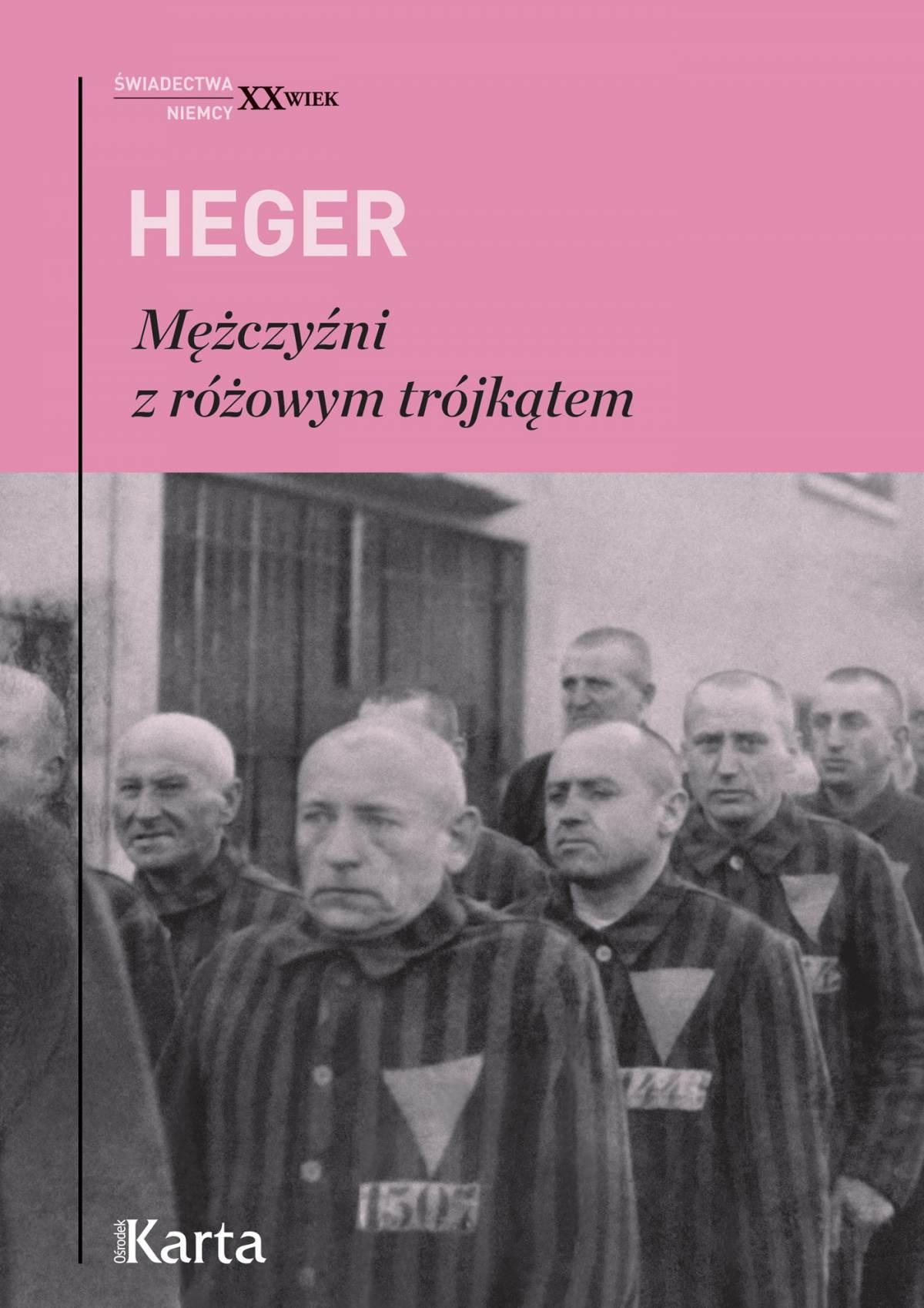 Mężczyźni z różowym trójkątem - Ebook (Książka EPUB) do pobrania w formacie EPUB
