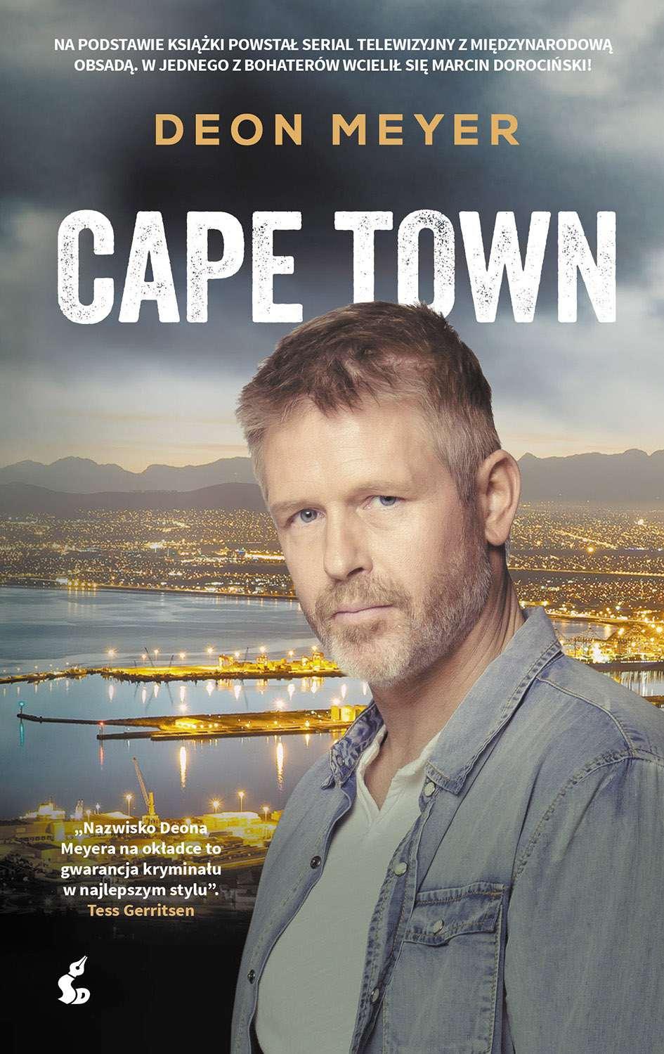 Cape Town - Ebook (Książka na Kindle) do pobrania w formacie MOBI
