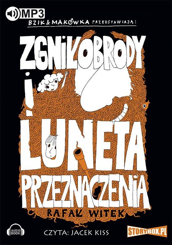 Bzik & Makówka przedstawiają: Zgniłobrody i luneta przeznaczenia - Audiobook (Książka audio MP3) do pobrania w całości w archiwum ZIP