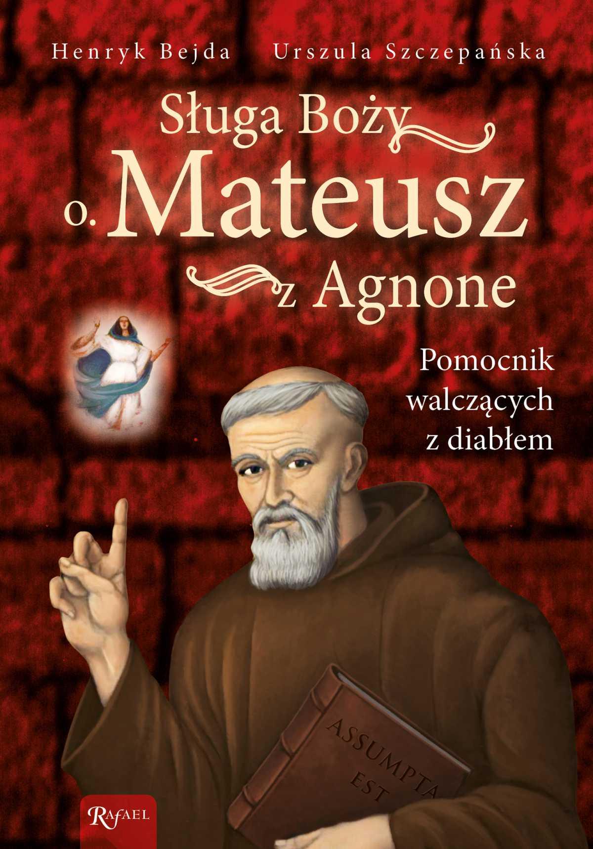 Sługa Boży o. Mateusz z Agnone - Ebook (Książka EPUB) do pobrania w formacie EPUB