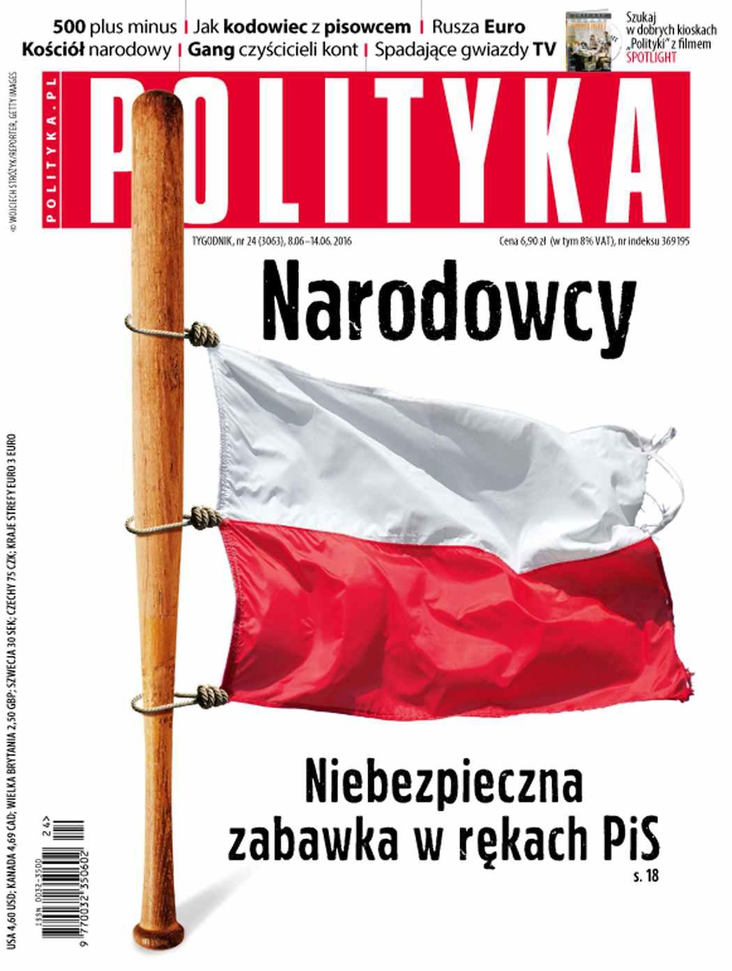 Polityka nr 24/2016 - Ebook (Książka PDF) do pobrania w formacie PDF