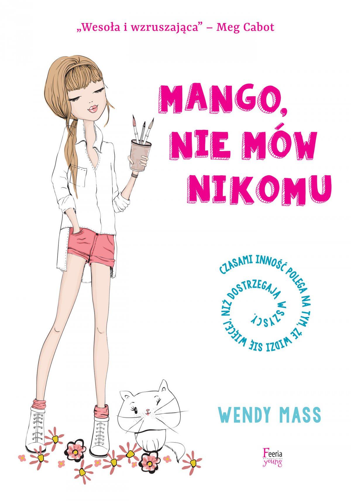 Mango, nie mów nikomu - Ebook (Książka na Kindle) do pobrania w formacie MOBI