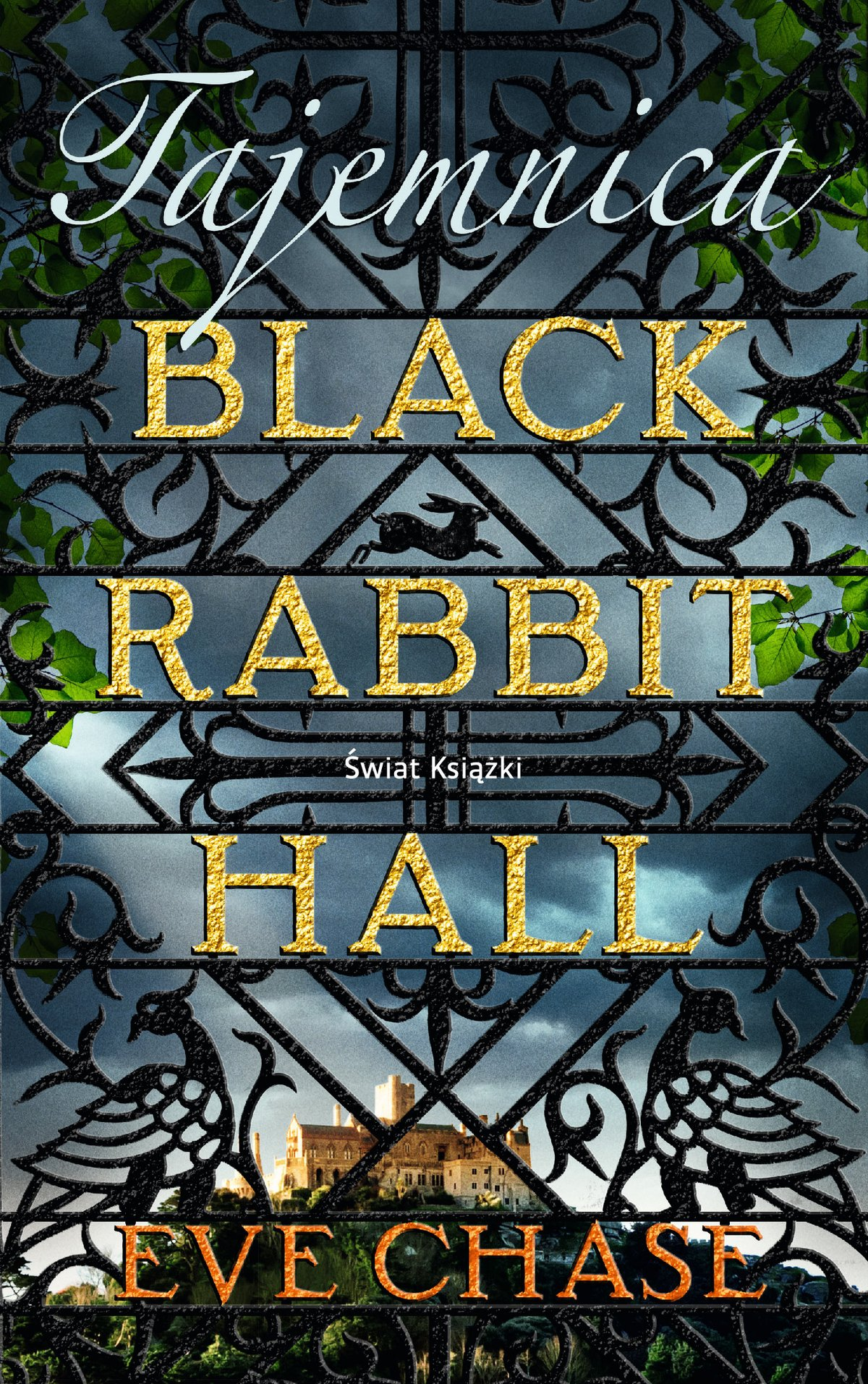 Tajemnica Black Rabbit Hall - Ebook (Książka na Kindle) do pobrania w formacie MOBI