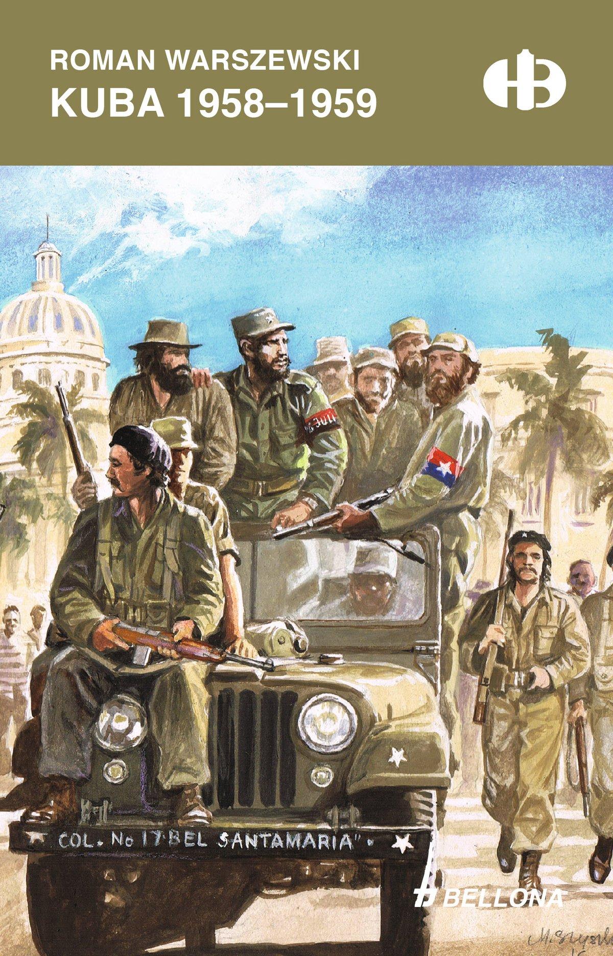 Kuba 1958-1959 - Ebook (Książka na Kindle) do pobrania w formacie MOBI