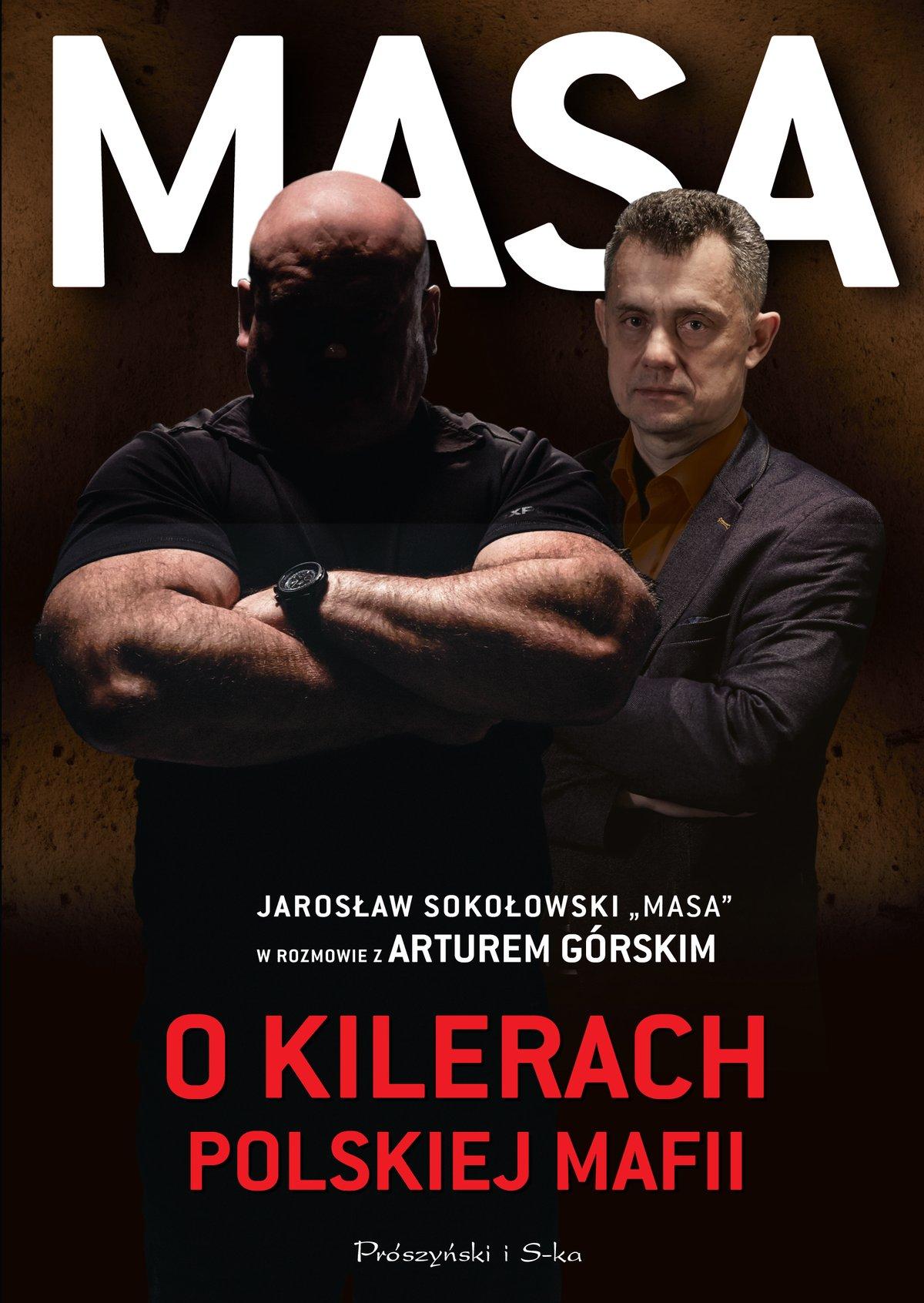 Masa o kilerach polskiej mafii - Ebook (Książka EPUB) do pobrania w formacie EPUB