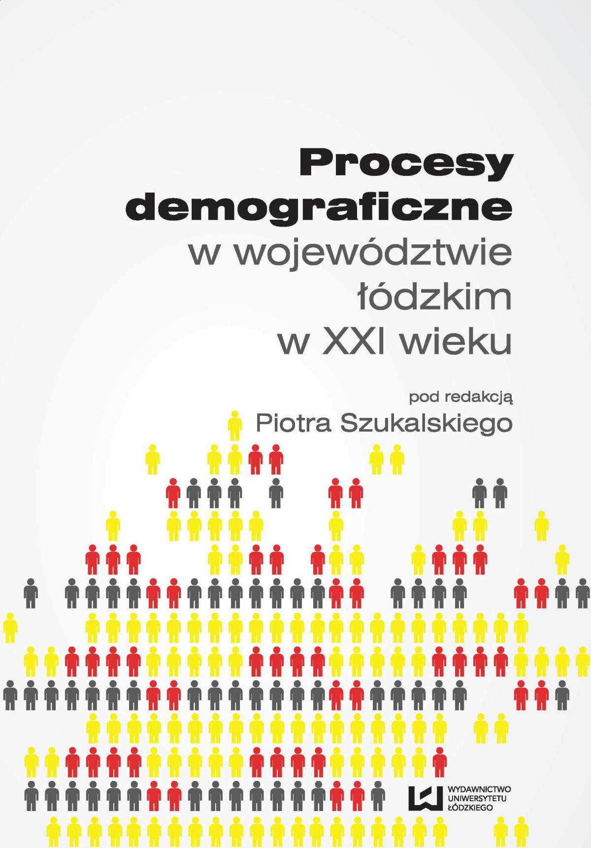 Procesy demograficzne w województwie łódzkim w XXI wieku - Ebook (Książka PDF) do pobrania w formacie PDF