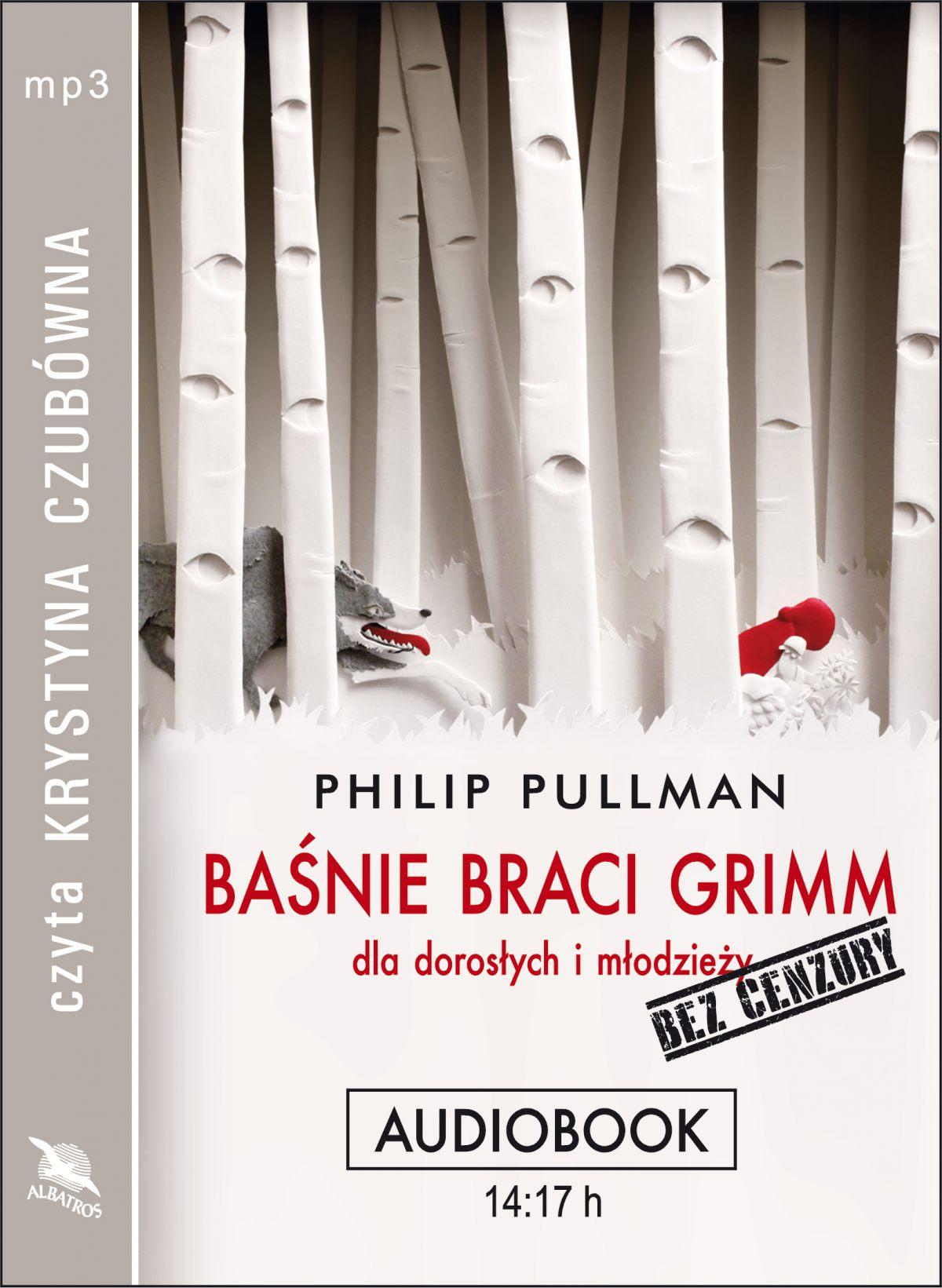 Baśnie braci Grimm dla dorosłych i młodzieży. Bez cenzury - Audiobook (Książka audio MP3) do pobrania w całości w archiwum ZIP