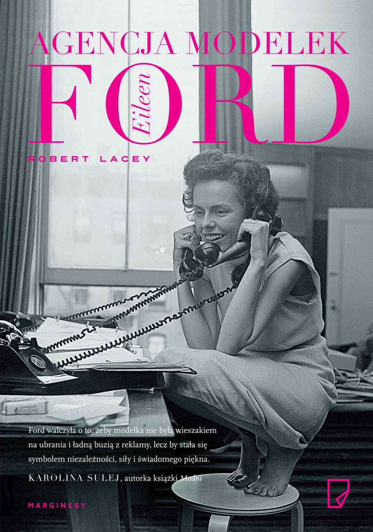 Agencja modelek Eileen Ford - Ebook (Książka EPUB) do pobrania w formacie EPUB