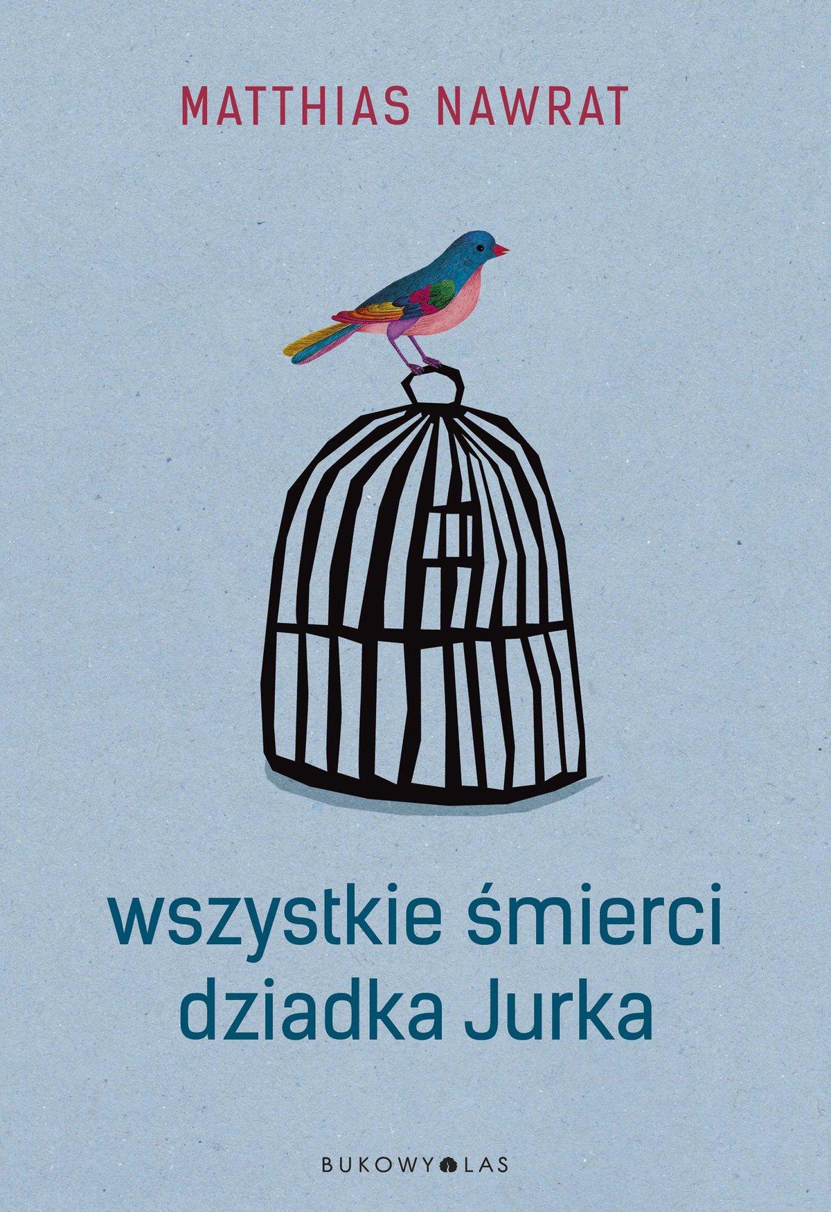 Wszystkie śmierci dziadka Jurka - Ebook (Książka na Kindle) do pobrania w formacie MOBI