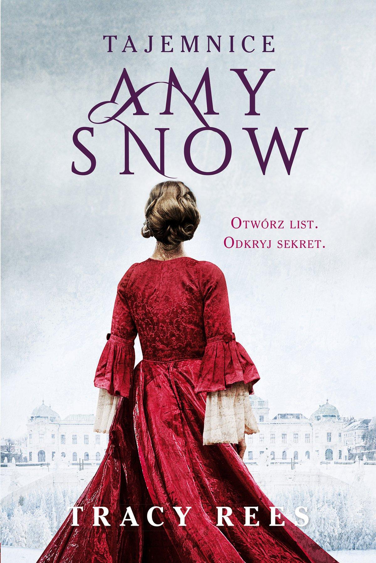 Tajemnice Amy Snow - Ebook (Książka na Kindle) do pobrania w formacie MOBI