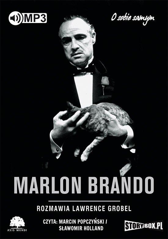 Brando. Rozmowy - Audiobook (Książka audio MP3) do pobrania w całości w archiwum ZIP