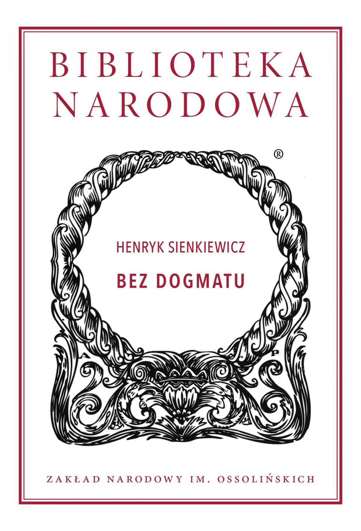 Bez dogmatu - Ebook (Książka na Kindle) do pobrania w formacie MOBI