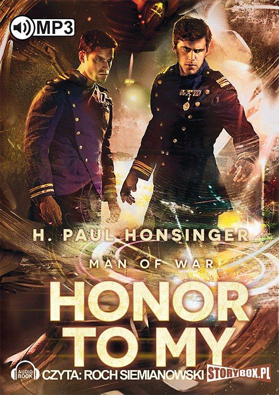 Honor to my - Audiobook (Książka audio MP3) do pobrania w całości w archiwum ZIP