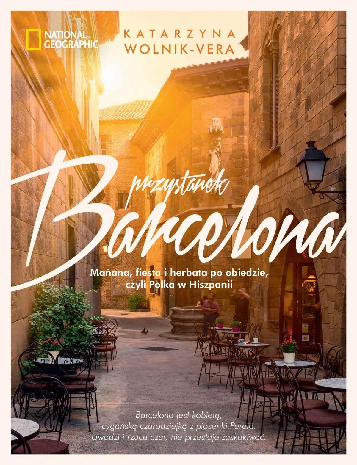 Przystanek Barcelona. Wydanie 2 - Ebook (Książka EPUB) do pobrania w formacie EPUB