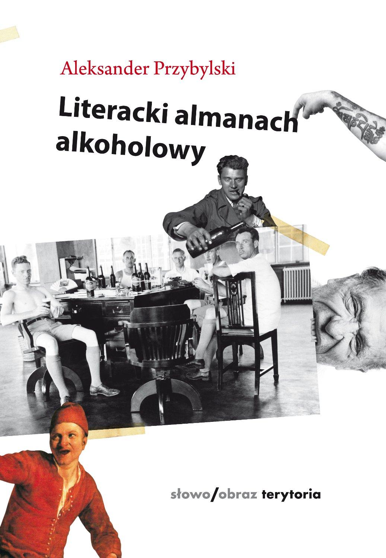 Literacki almanach alkoholowy - Ebook (Książka na Kindle) do pobrania w formacie MOBI