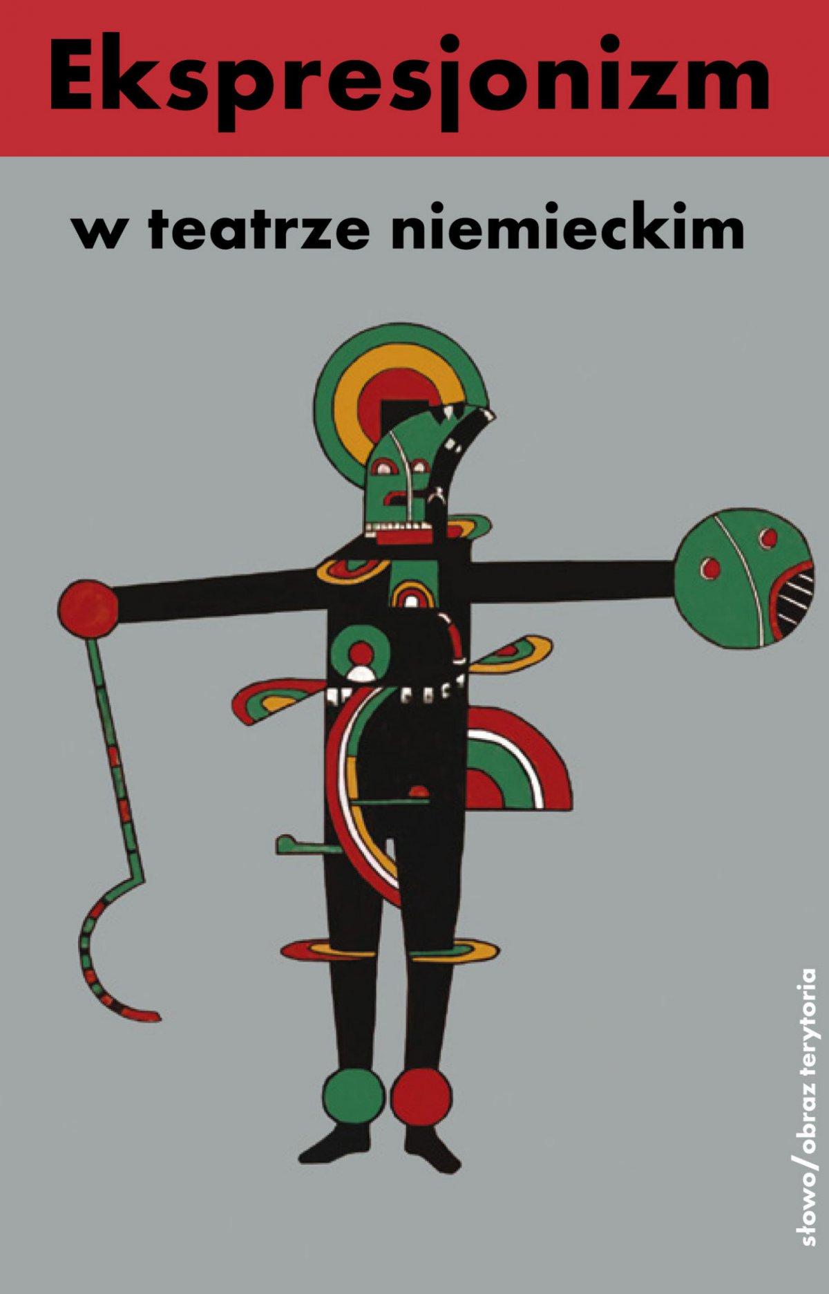 Ekspresjonizm w teatrze niemieckim - Ebook (Książka EPUB) do pobrania w formacie EPUB