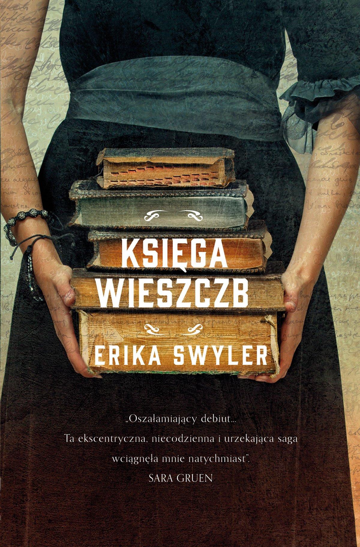 Księga wieszczb - Ebook (Książka EPUB) do pobrania w formacie EPUB