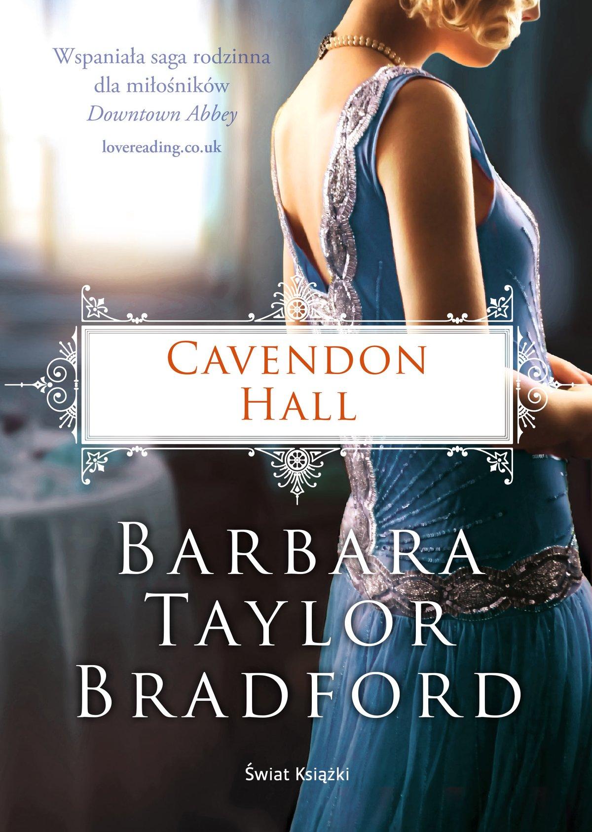 Cavendon Hall - Ebook (Książka na Kindle) do pobrania w formacie MOBI