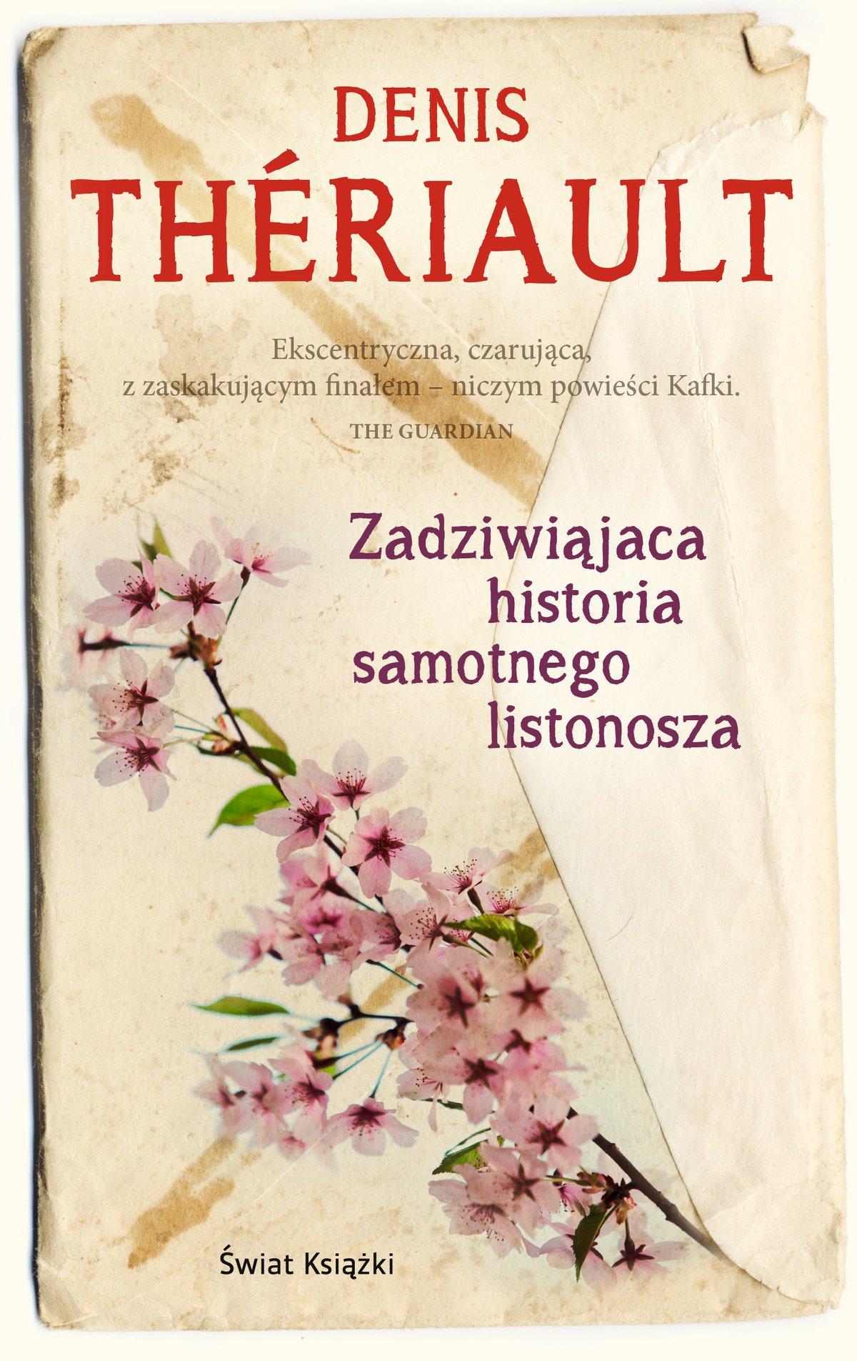 Zadziwiająca historia samotnego listonosza - Ebook (Książka na Kindle) do pobrania w formacie MOBI