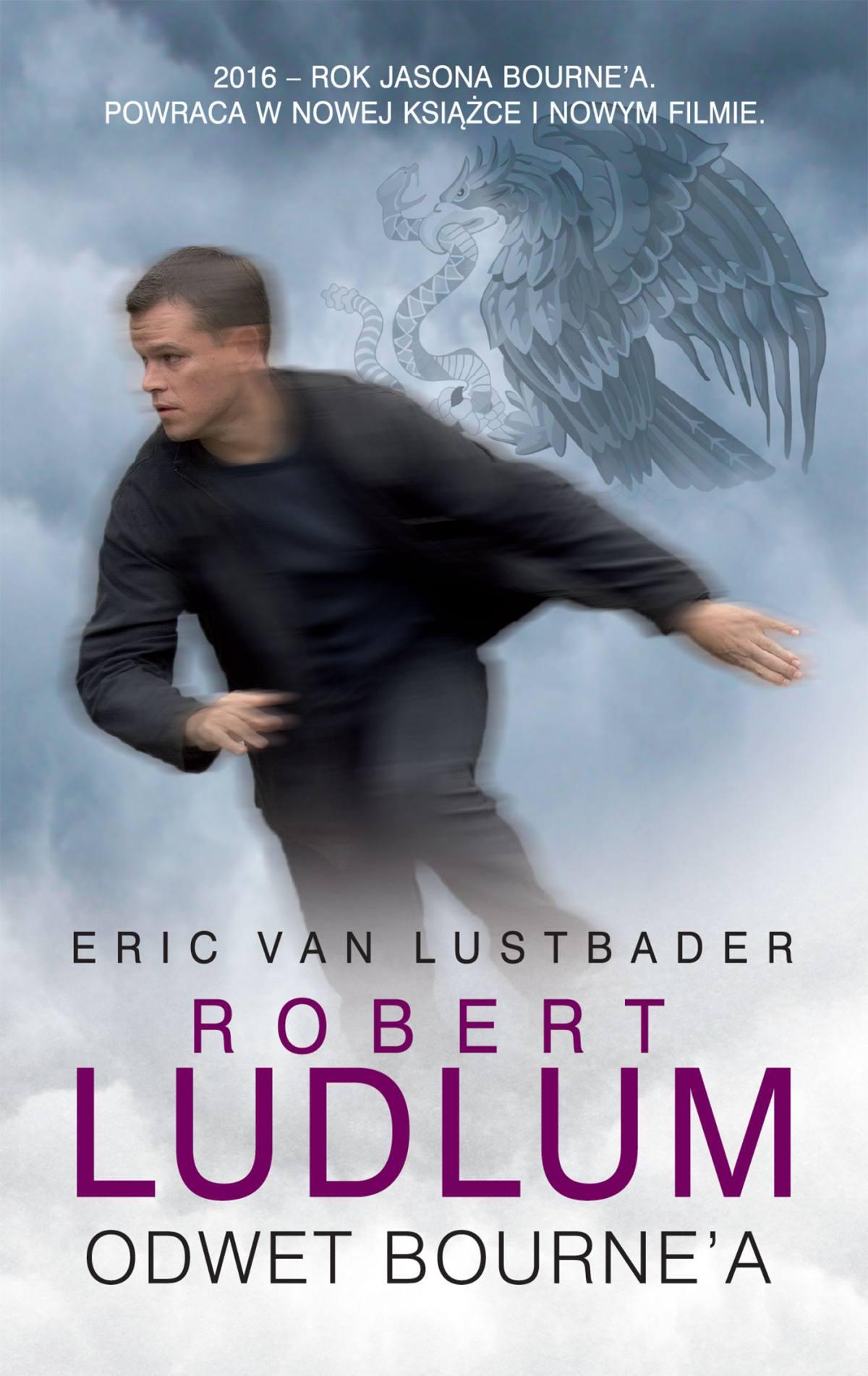 Odwet Bourne'a - Ebook (Książka EPUB) do pobrania w formacie EPUB