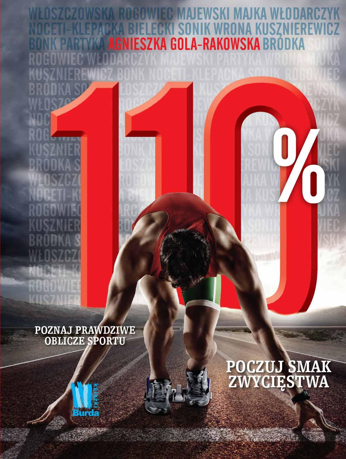 110%. Poznaj prawdziwe oblicze sportu - Ebook (Książka EPUB) do pobrania w formacie EPUB
