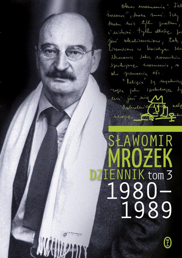 Dziennik. Tom 3. 1980-1989 - Ebook (Książka na Kindle) do pobrania w formacie MOBI