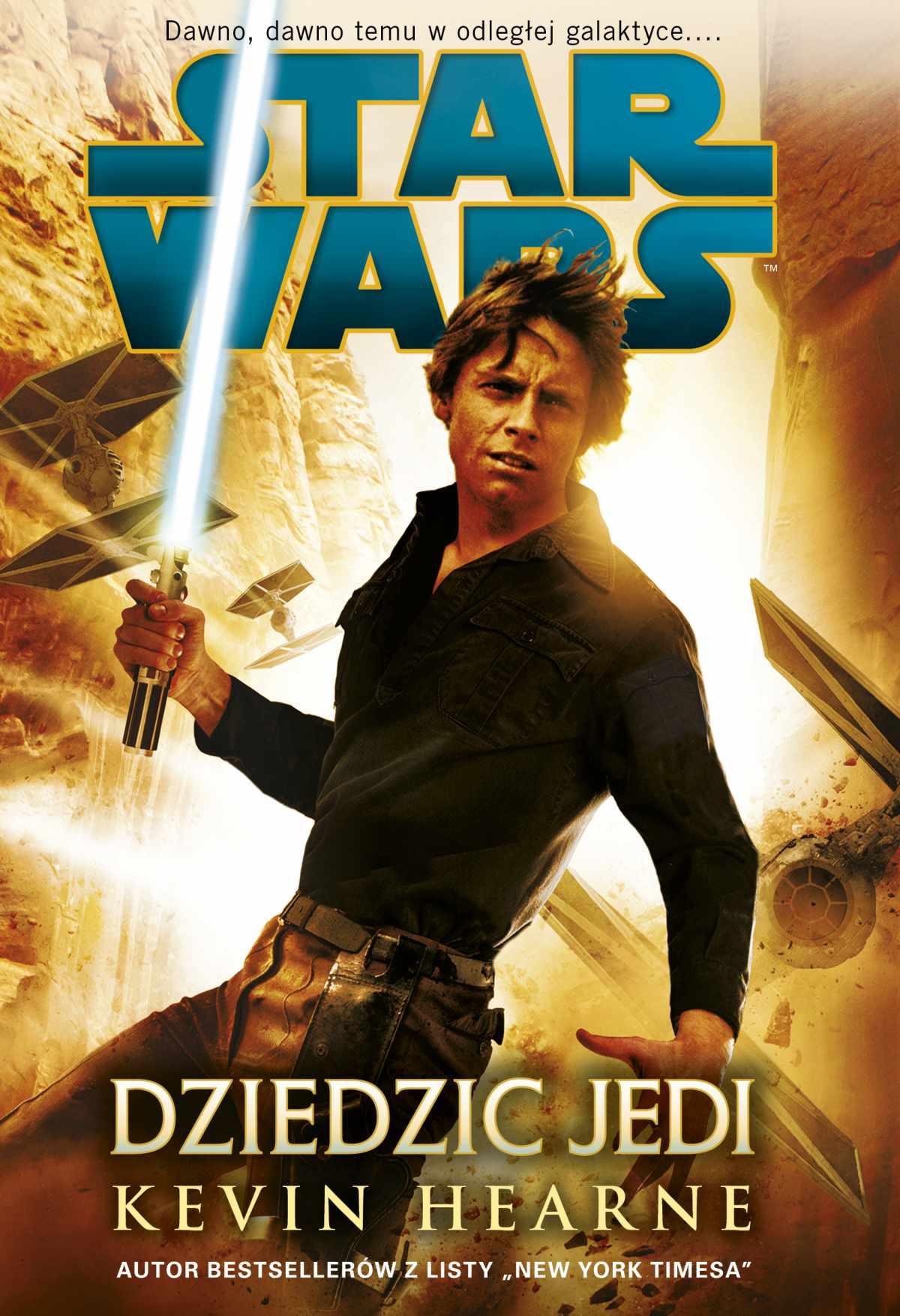 Star Wars. Dziedzic Jedi - Ebook (Książka EPUB) do pobrania w formacie EPUB