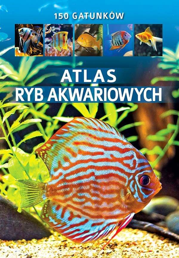 Atlas ryb akwariowych - Ebook (Książka PDF) do pobrania w formacie PDF