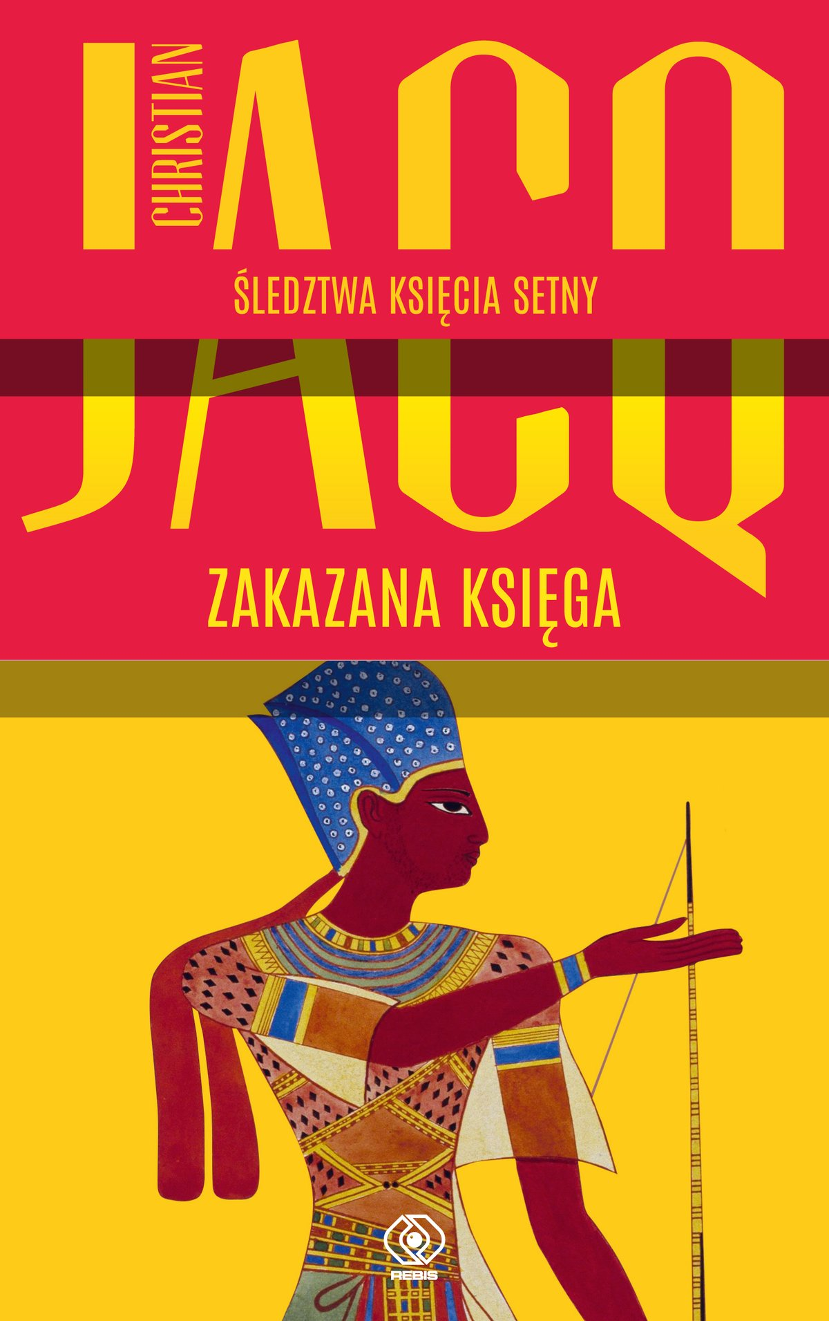 Śledztwa księcia Setny. Tom 2. Zakazana księga - Ebook (Książka EPUB) do pobrania w formacie EPUB