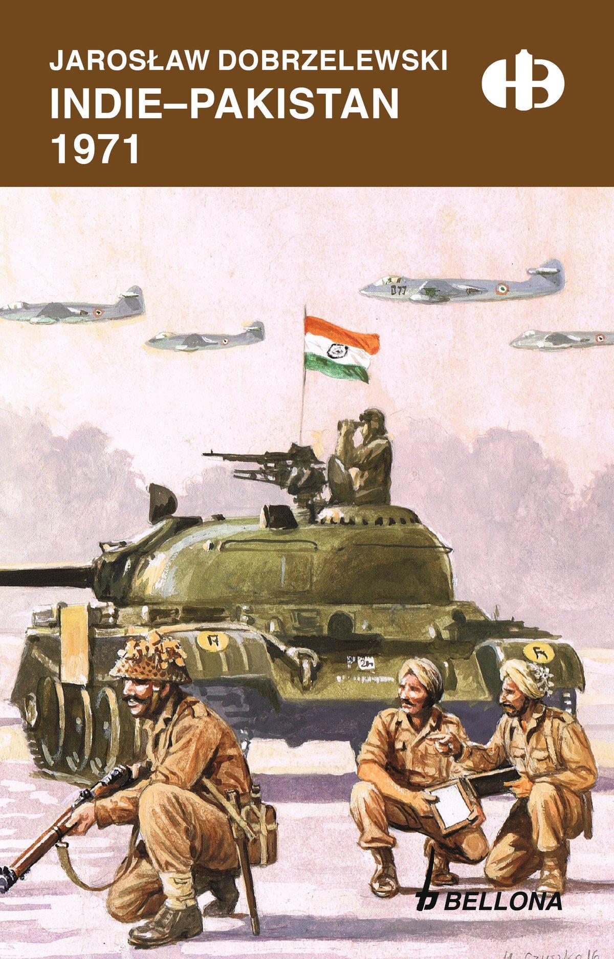 Indie–Pakistan 1971 - Ebook (Książka EPUB) do pobrania w formacie EPUB