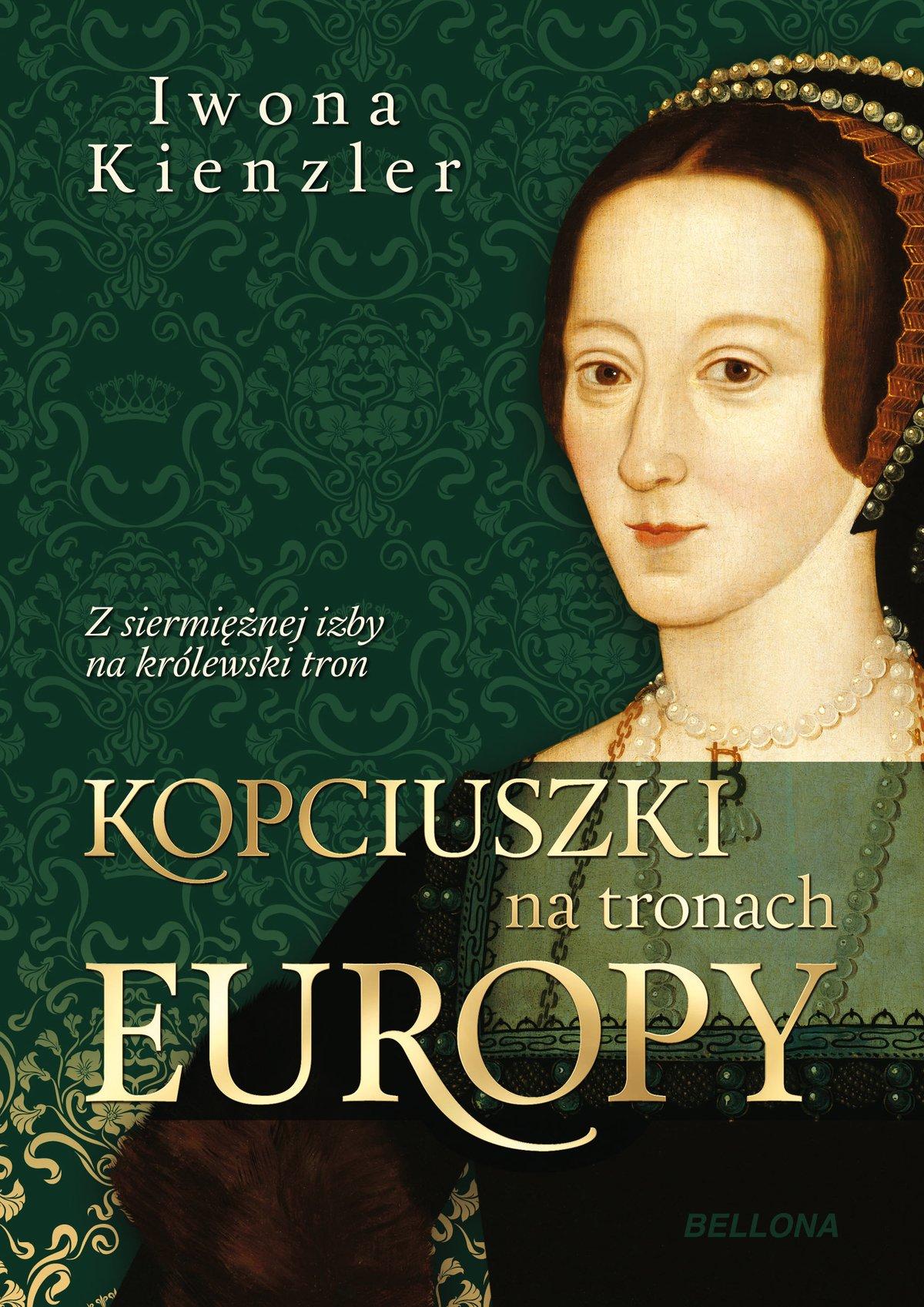 Kopciuszki na tronach Europy - Ebook (Książka EPUB) do pobrania w formacie EPUB