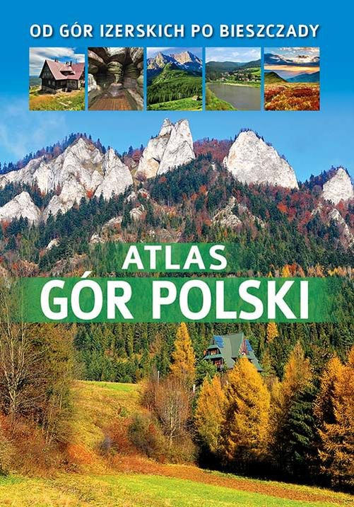 Atlas gór Polski - Ebook (Książka PDF) do pobrania w formacie PDF
